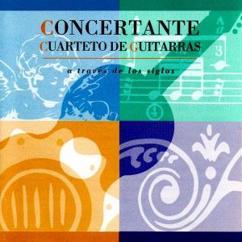 Concertante Cuarteto de Guitarras: A través de los siglos