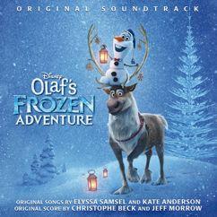 Josh Gad, Idina Menzel, Kristen Bell, Cast - Olaf's Frozen Adventure: That Time of Year
