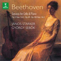 János Starker: Beethoven: Complete Cello Sonatas
