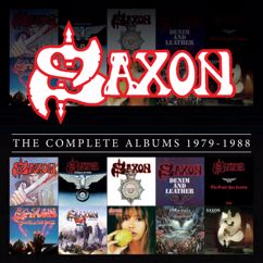 Saxon: The Complete Albums 1979-1988