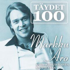 Markku Aro: Liian harvoin