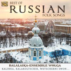 Balalaika Ensemble Wolga: Wenn Kosacken tanzen (Cossacks dance)