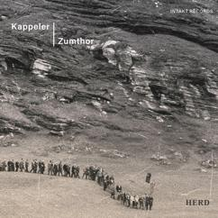 Vera Kappeler & Peter Conradin Zumthor: Herd