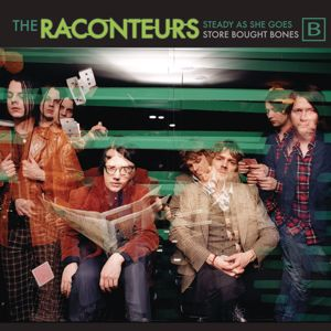 The Raconteurs: Steady, As She Goes
