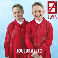 Eino ja Aapeli: Jouluralli 2