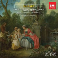 Various Artists: Mozart Clarinet Concerto & Quintet, Oboe Quartet [The National Gallery Collection] (The National Gallery Collection)