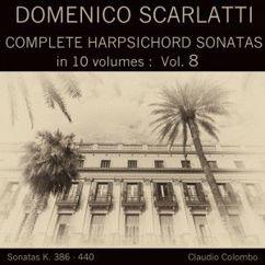 Claudio Colombo: Domenico Scarlatti: Complete Harpsichord Sonatas in 10 volumes, Vol. 8