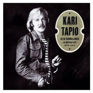 Kari Tapio: Olen suomalainen - 44 huippuhetkeä 1972 - 1992
