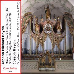 Coro Ardito & Orchestra Ardita: Missa in honorem Sancti Josephi in C MH16 (1758/60)