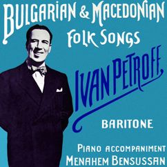 Ivan Petroff: Bulgarian and Macedonian Folk Songs