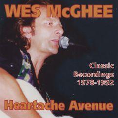 Wes McGhee: Heartache Avenue