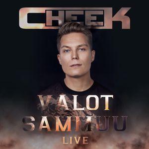 Cheek: Valot sammuu (Live)