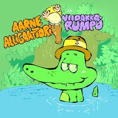 Aarne Alligaattori & Viidakkorumpu: Aarne Alligaattori