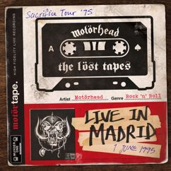 Motörhead: The Löst Tapes Vol. 1 (Live in Madrid 1995)