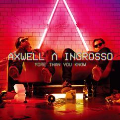 Axwell /\ Ingrosso, Axwell, Sebastian Ingrosso: Something New