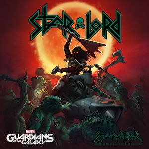 """Star-Lord Band, Steve Szczepkowski, Yohann Boudreault: Space Riders with No Names (Music from """"Marvel's Guardians of the Galaxy: Original Video Game Soundtrack"""")"""