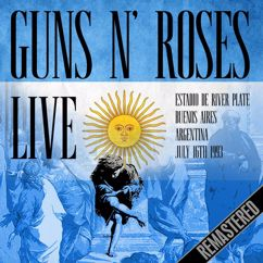 Guns N' Roses: Live - Estadio De River Plate, Buenos Aires, Argentina. July 16Th 1993