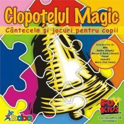 Lucia Maria Popescu: Clopotelul Magic - Cantece Pentru Copii - Five Little Monkeys