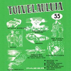 Various Artists: Toivelauluja 55 - 1963