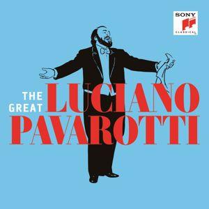 Luciano Pavarotti: The Great Luciano Pavarotti