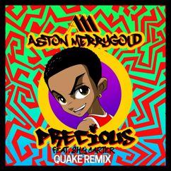 Aston Merrygold: Precious (feat. Shy Carter) (Quake Remix)