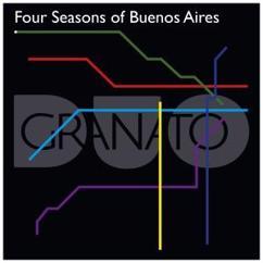Duo Granato, Marco Rinaudo & Cristian Battaglioli: Primavera Porteña (Arrangement for Sax and Piano)