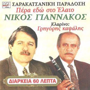 Νίκος Γιαννακός: Πέρα εδώ στο έλατο