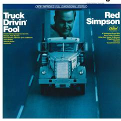 Red Simpson: Black Smoke A Blowin' Over 18 Wheels (That's Home Sweet Home)
