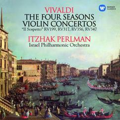 "Itzhak Perlman: Vivaldi: Le quattro stagioni (The Four Seasons), Violin Concerto in F Minor Op. 8, No. 4, RV 297, ""Winter"": I Allegro non molto"