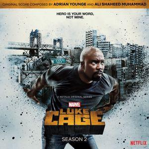 Various Artists: Luke Cage: Season 2 (Original Soundtrack Album)