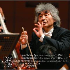 Seiji Ozawa: Mozart:Symphony No.36&No.38 etc.