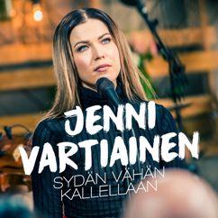 Jenni Vartiainen: Sydän vähän kallellaan (Vain elämää kausi 7)