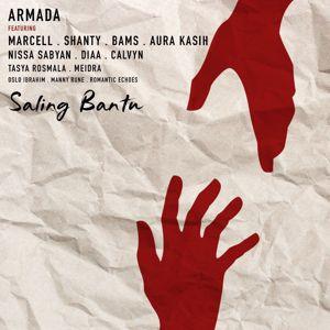 Armada: Saling Bantu (feat. Marcell, Shanty, Bams, Aura Kasih, Nissa Sabyan, Tasya Rosmala, Diaa, Calvyn, Oslo Ibrahim, Romantic Echoes, Manny Rune & Meidra)