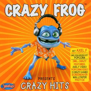 Crazy Frog: Crazy Frog presents Crazy Hits