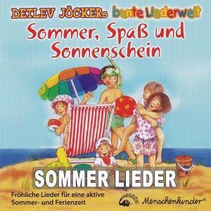 Detlev Jöcker: Sommer, Spaß und Sonnenschein