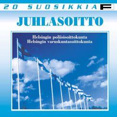 Helsingin Varuskuntasoittokunta: Sibelius : Jääkärien marssi [Jääkäripataljoonien kunniamarssi]