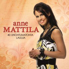 Anne Mattila: Vie